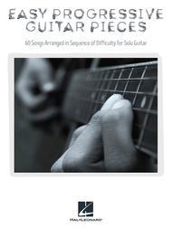 Easy Progressive Guitar Pieces