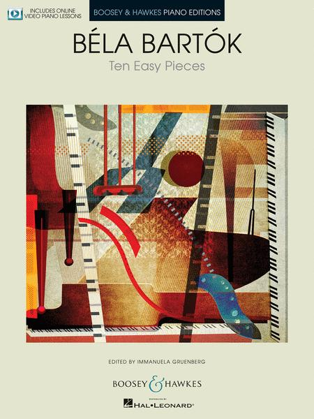 Ten Easy Pieces for Piano