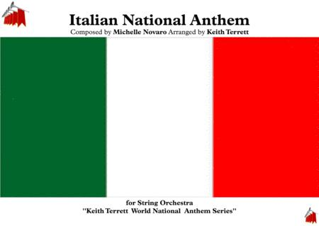 Italian National Anthem for String Orchestra (