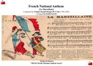 French National Anthem for String Orchestra