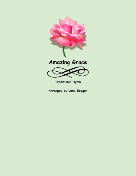 Amazing Grace (Trombone and Piano)