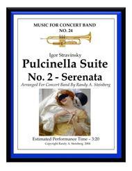 Pulcinella Suite No. 2 - Serenata
