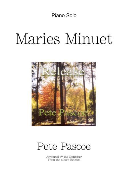 Marie's Minuet