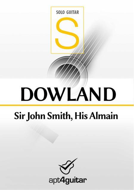 Sir John Smith, His Almain