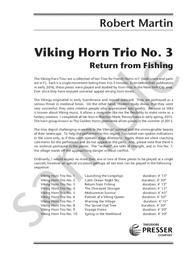 Viking Horn Trio No. 3