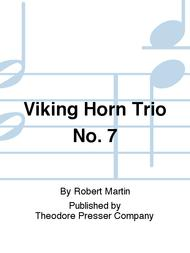 Viking Horn Trio No. 7