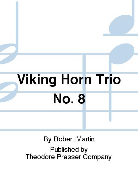 Viking Horn Trio No. 8