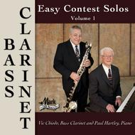 Easy Contest Solos, Vol. 1: Bass Clarinet
