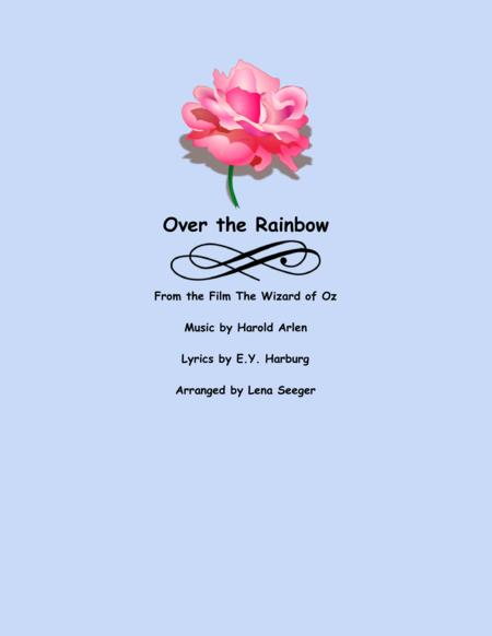 Over the Rainbow (Violin and Piano)