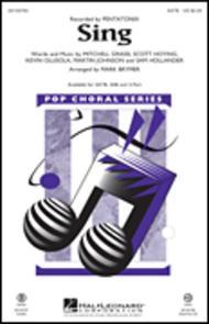 Sing Sheet Music By Pentatonix - Sheet Music Plus