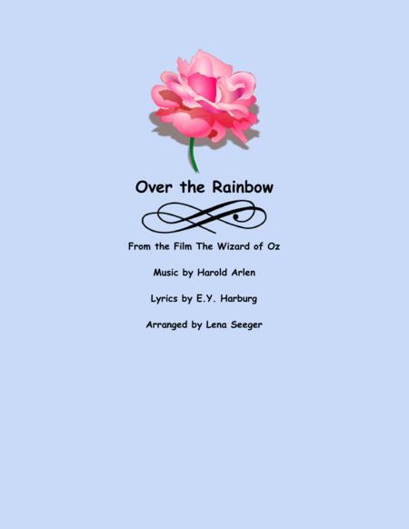 Over the Rainbow (Alto Sax and Piano)