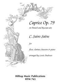 Caprice Op. 79