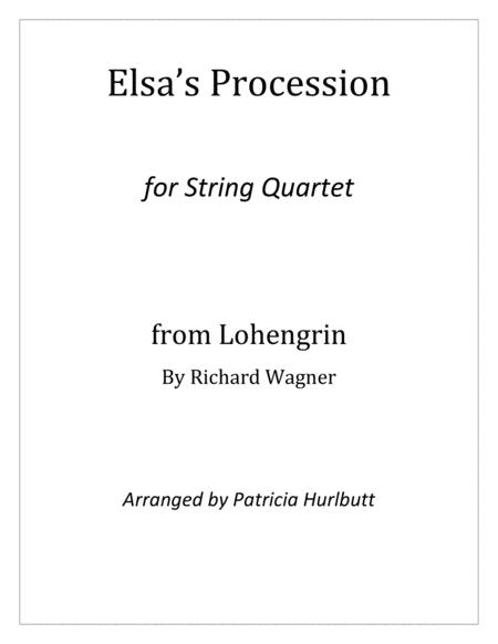 Elsa's Procession (from Lohengrin)