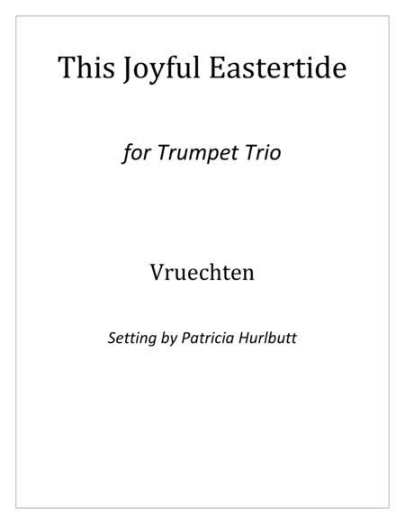 This Joyful Eastertide (Vruechten)