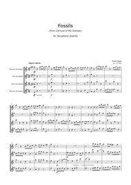 Download Saint-Saëns - ''Fossils'' From ''Carnival Of The