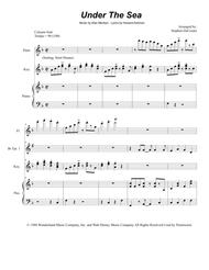 Under The Sea (for Brass Quartet)