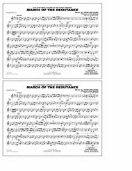The March of the Resistance (from Star Wars: The Force Awakens) - Baritone T.C.