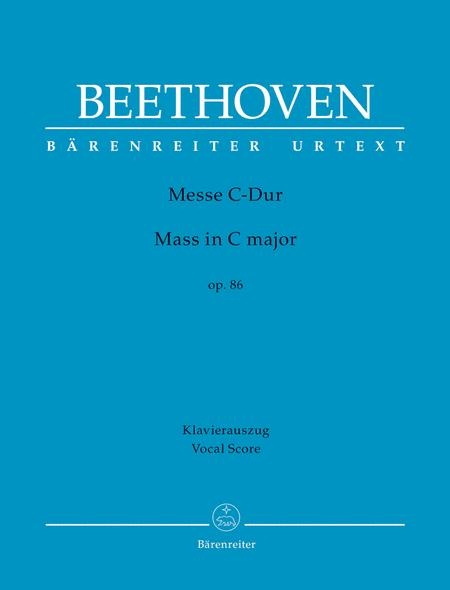 Mass C major op. 86