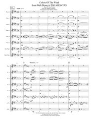 Download Colors Of The Wind (for Expandable Flute Choir) Sheet Music ...
