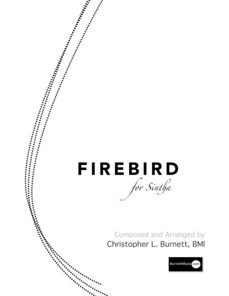 Firebird, BMI Work #17075594 Combo Score and Parts Bundle)