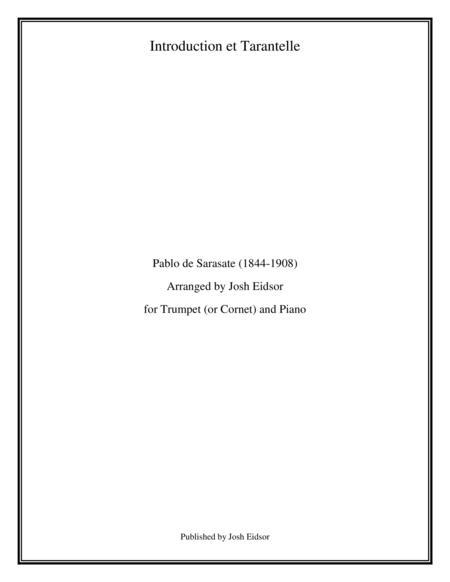 Introduction et Tarantelle (Sarasate)