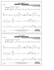 Under Pressure - Cymbals