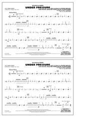 Under Pressure - Aux Percussion