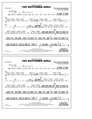Fat Bottomed Girls - Snare Drum