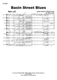 Basin Street Blues - Jazz - Brass Quintet