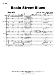 Basin Street Blues - Jazz - Wind Quintet