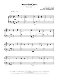 Near the Cross ( Solo Piano)