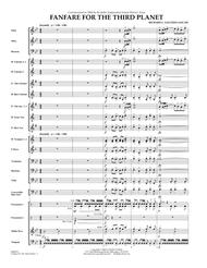 Fanfare for the Third Planet - Full Score