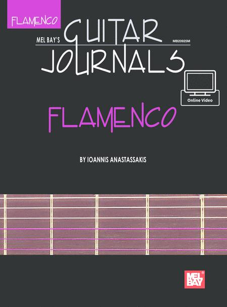 Guitar Journals - Flamenco