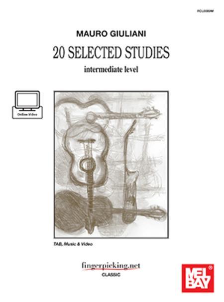 Mauro Giuliani 20 Selected Studies
