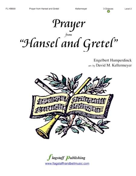 Prayer from Hansel and Gretel