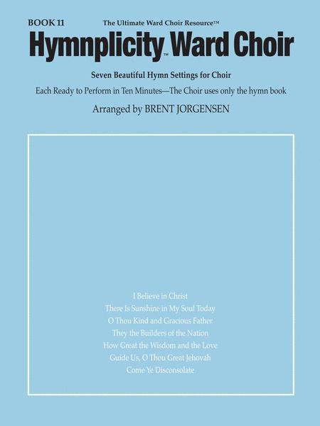 Hymnplicity Ward Choir - Book 11