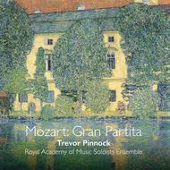 Mozart: Serenade in B Flat Major