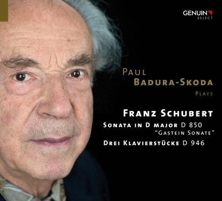 Paul Badura-Skoda plays Franz Schubert