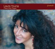 Laura Young plays Max Reger