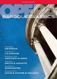 Baroque Opera Classics [Box Set]