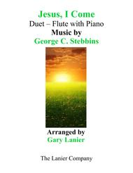 JESUS, I COME (Duet – Flute & Piano with Parts)