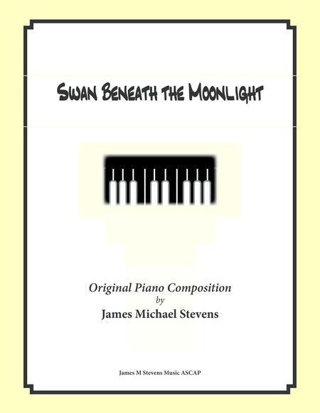 Swan Beneath the Moonlight