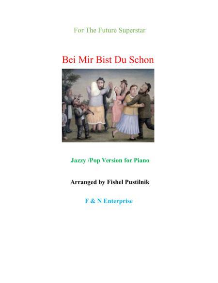 Bei Mir Bist Du Scon-Jazzy Pop Version