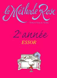 Methode Rose 2eme annee: l'Essor