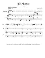 White Christmas (Woodwind Quintet)