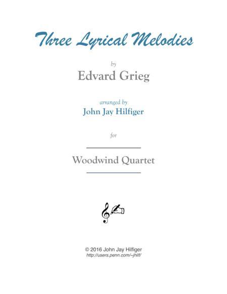 Three Lyrical Melodies