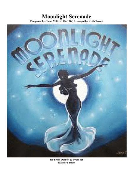 Moonlight Serenade for Brass Quintet ''Jazz for 5 Brass Series''