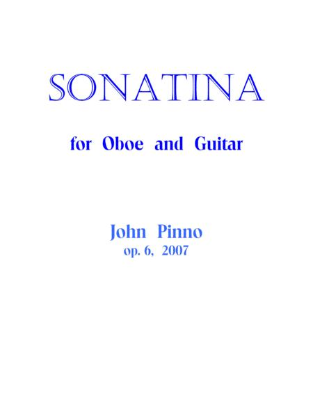 Sonatina for Oboe and Guitar