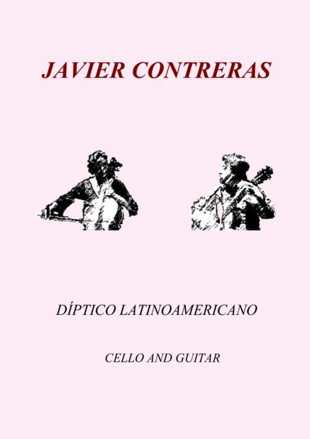 Diptico Latinoamericano Cello and Guitar