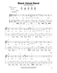 Download Black Velvet Band Sheet Music By Traditional Irish